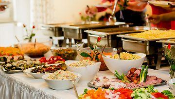 catering, häät, ateria