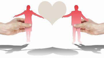 Sydän ja paperinuket