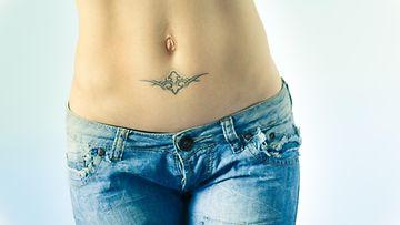 tatuointi, tribaali