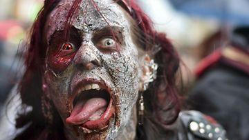 Zombie-kävely toronto
