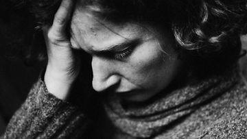 nainen, masennus