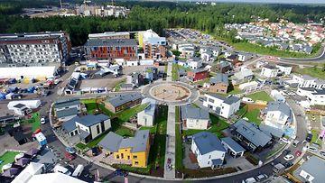 Asuntomessualue Vantaalla