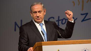Netanjahu Benjamin