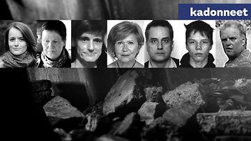 Kadonneet Suomalaiset