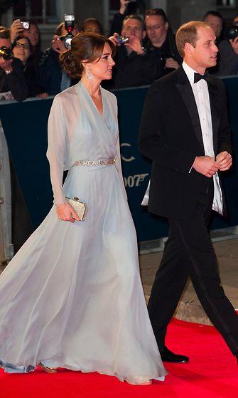 Catherine, William, Harry Bond-ensi-illassa 2