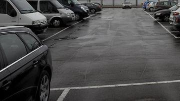 parkkipaikka pysäköintialue helsinki