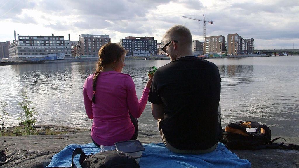tanja ja roni Oulu