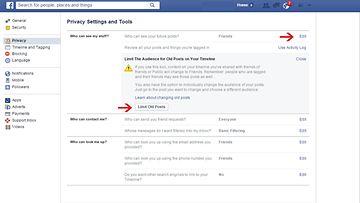 facebook-muutos