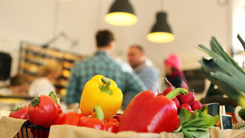 ruokakauppa
