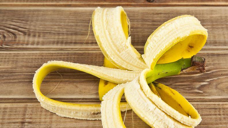 Banaanin kuori