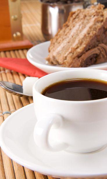 Kahvi Turvottaa