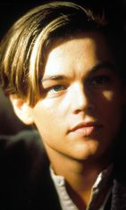 Leonardo DiCaprio, Titanic Copyright: Copyright Rex Features Ltd 2012/All Over Press. Kuva: Moviestore Collection/REX/All Over Press.