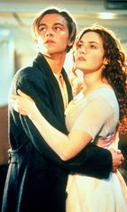 Leonardo DiCaprio ja Kate Winslet, Titanic Copyright: Supplied by WENN.com. Kuva: PF1.