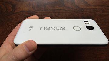 Nexus 5X Android -kännykkä, Android 6.0 Marshmallow