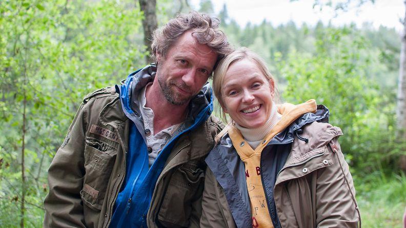 Antti Reini, Anu Sinisalo, Merta lähemmäs kalaan