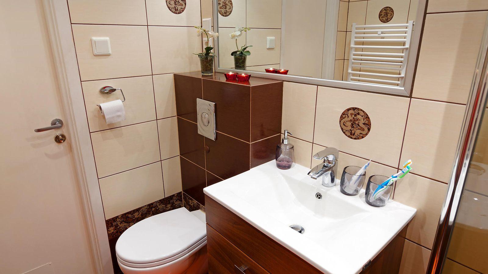 Lattialämmitys Kylpyhuone