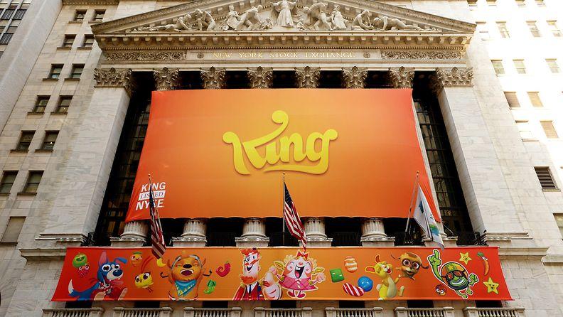 candy crush saga king digital entertainment peli mobiilipeli peliyhtiö
