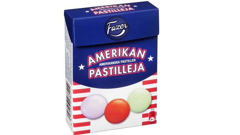 Amerikan pastilleja