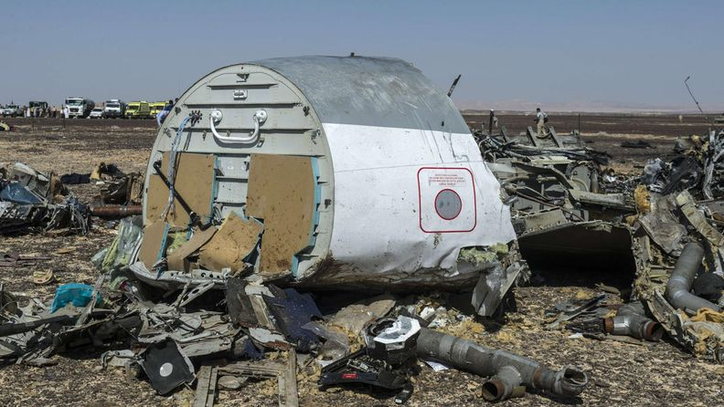 31885037 A321  Egypti Venäjä lentoturma