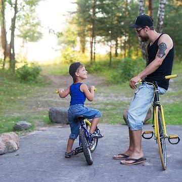 Isä ja lapsi (3)