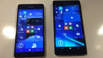 Microsoft Lumia 950 ja Lumia 950 XL