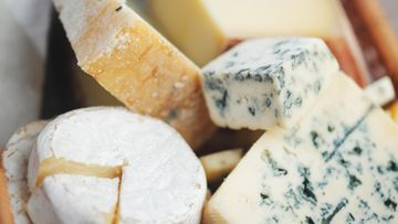 juustoja