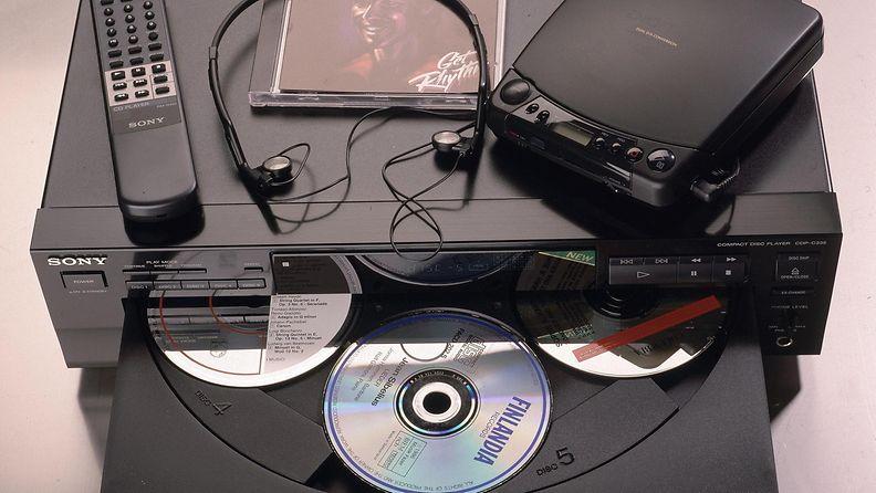 CD-soitin