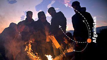 Afganistan pakolaiset