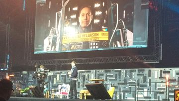 David Helgason, Slush 2015