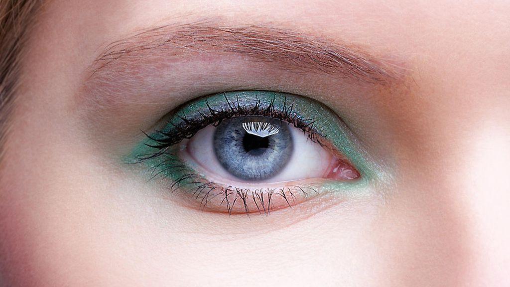 Vihreänruskeat Silmät