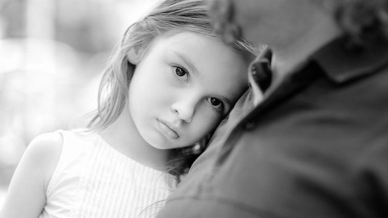 Erosivatko vanhempasi, kun olit lapsi?