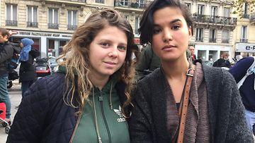 Pariisin muslimitytöt