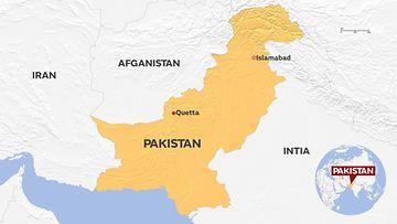 pakistan-kartta