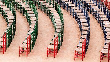 perfektionisti, tuolit