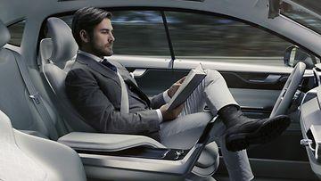 Volvon autopilotti