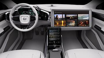 Volvon autopilotti 2