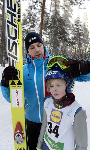Janne Ahonen Mico Ahonen