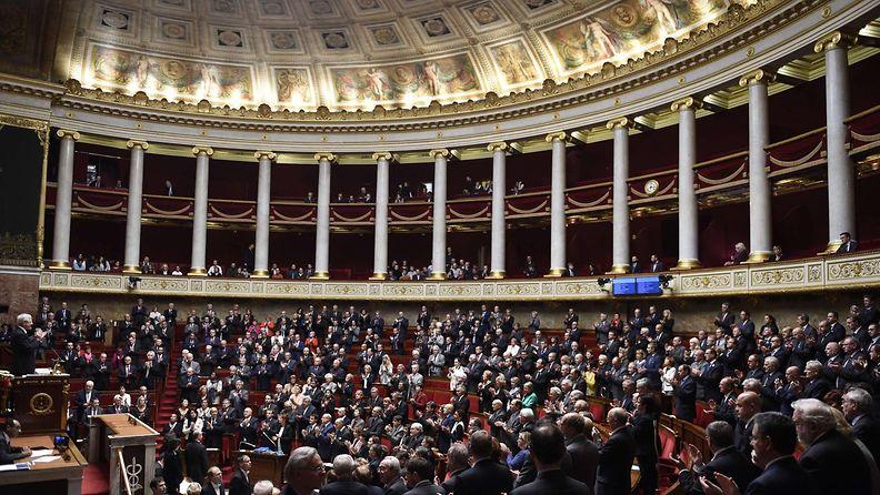 Ranskan parlamentti
