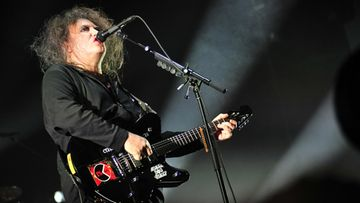 The Cure / Robert Smith Monterreyssä lokakuu 2013