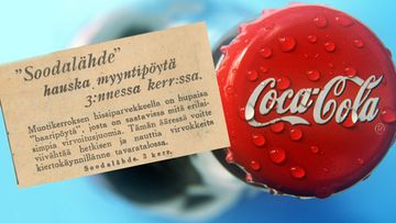 Stockmann coca-cola