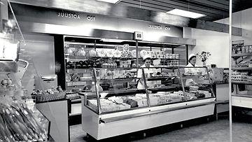 1963 juustotiski Stockmann