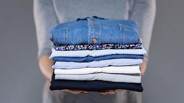 Vaatteet viikattu