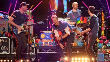 Coldplay 22.11.2015