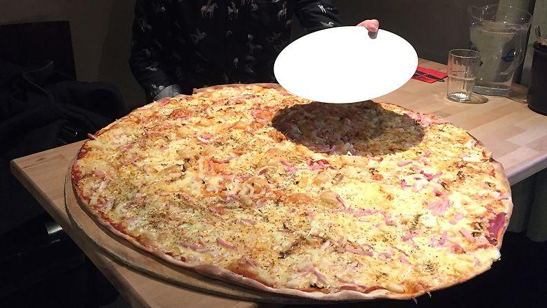 Ravintola Siilinpesä Sukupizza