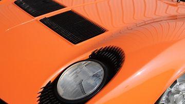 Lamborghini Miura lamppu