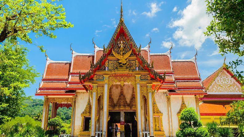thaimaa, phuket