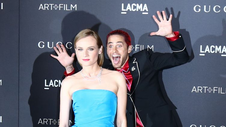 Jared Leto photobombaus 1