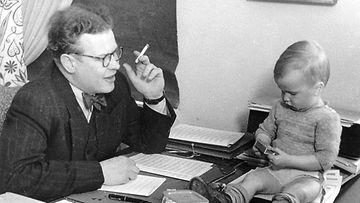 Toivo Kärki 1947 ja Kalervo
