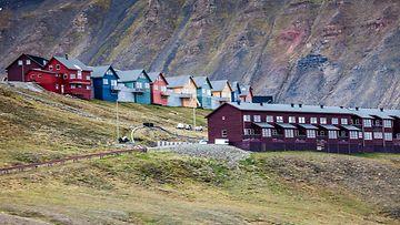 Longyearbyen, huippuvuoret