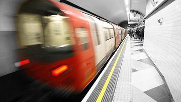 lontoon metro